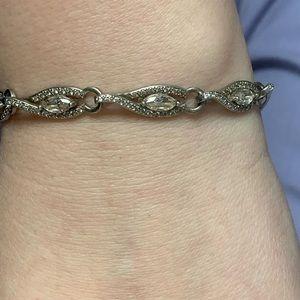 Jewelry - CZ and Sterling Bracelet